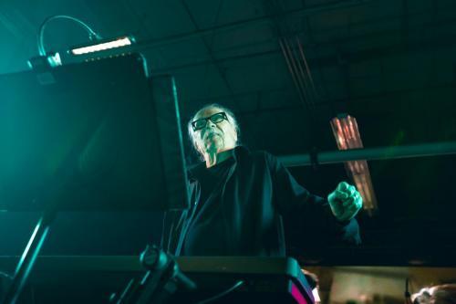 John Carpenter. Photo by Marshall Forse Walker.