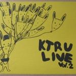 Various Artists, KTRU Live Vol. 2