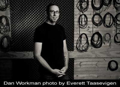 Dan Workman photo by Everett Taasevigen