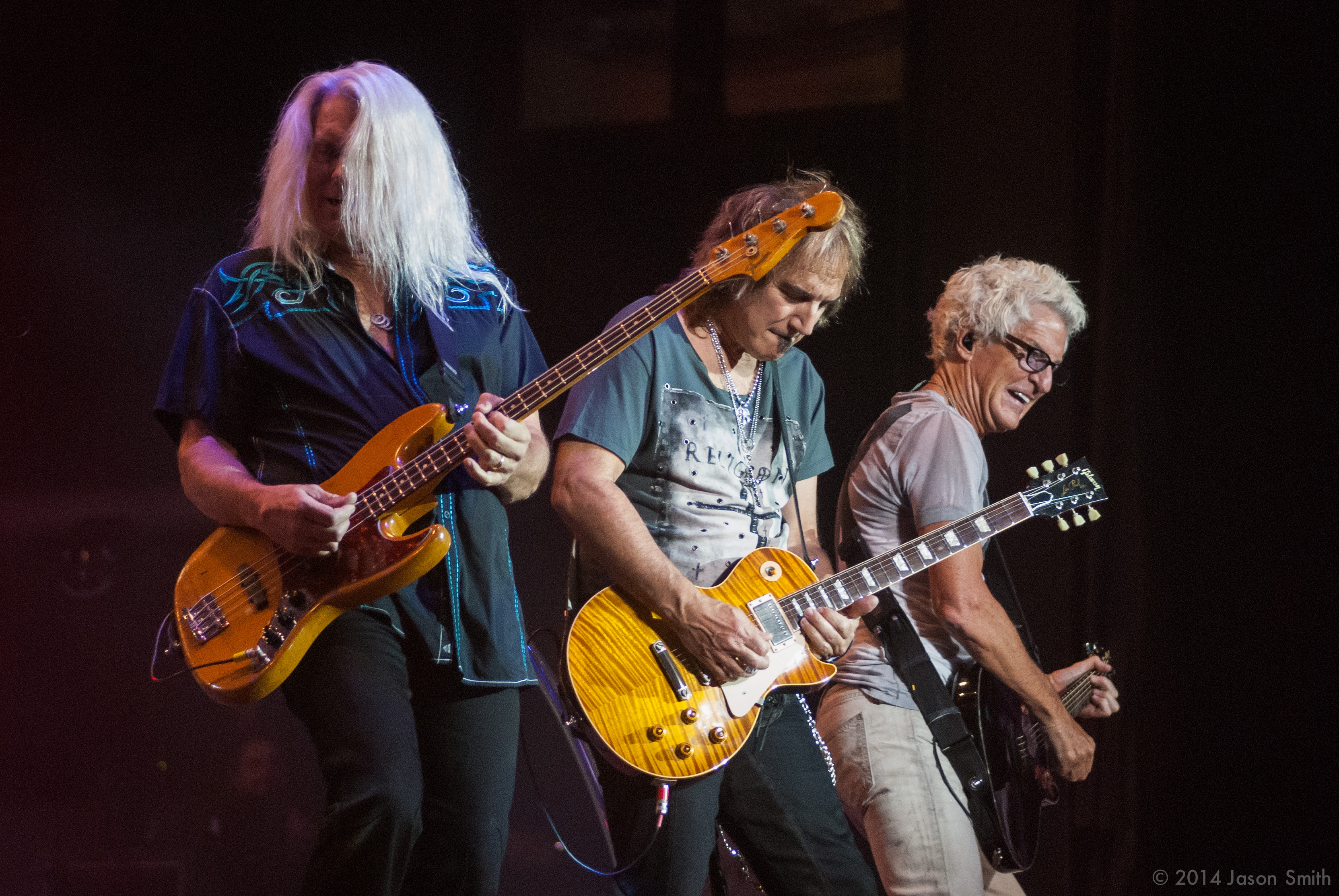 chicago & reo speedwagon - live at red rocks 2014 - hd