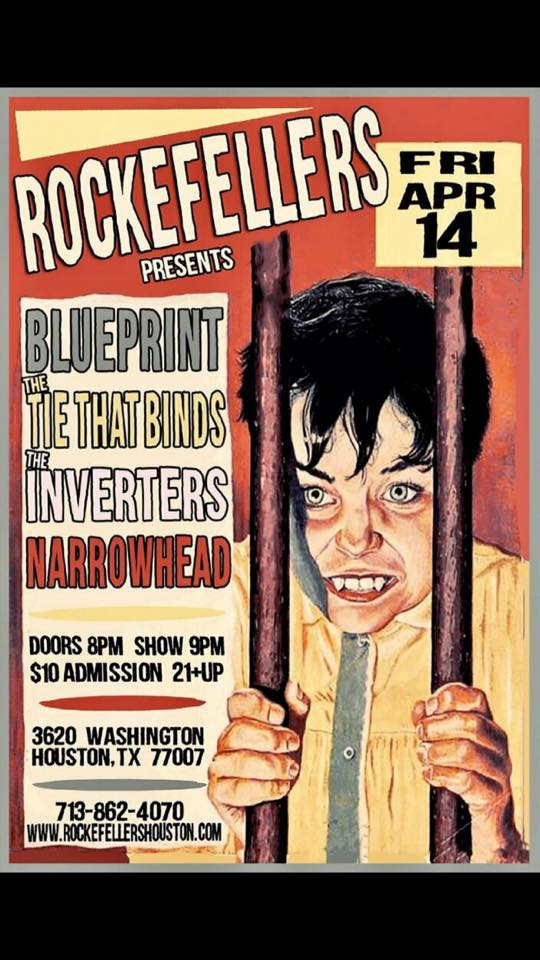 Space city rock tonight two from back in the day with blueprint tonight two from back in the day with blueprint the tie that binds plus the inverters narrow head too malvernweather Choice Image